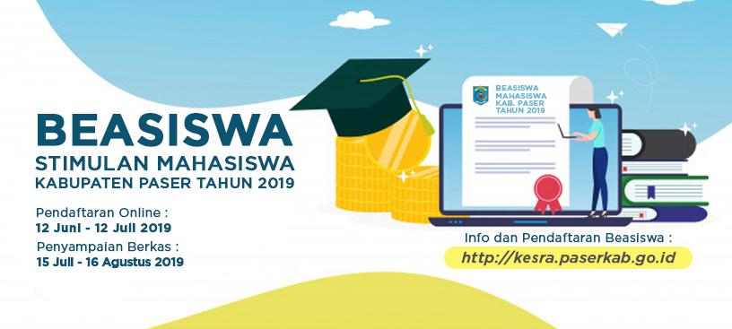 beasiswa-mahasiswa-paser-2019